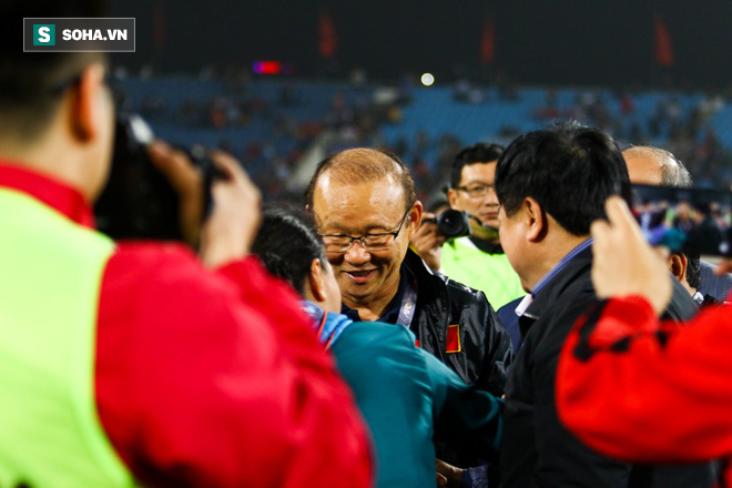 Chủ tịch VFF: Thầy Park không lo thiệt, cứ lấy HCV SEA Games đã - Ảnh 3.