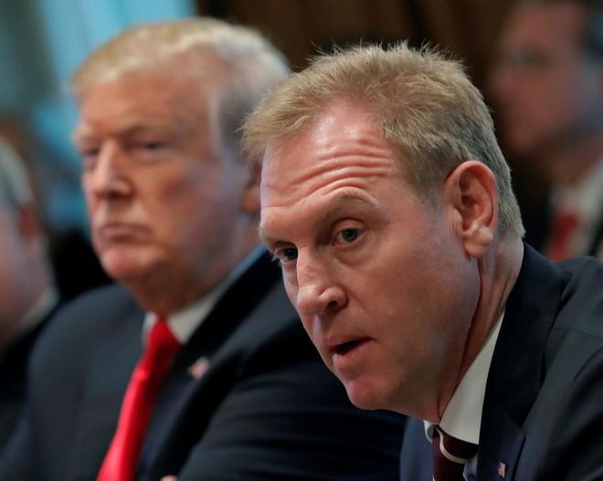 [NÓNG]: TT Trump đột ngột rút đề cử với Quyền Bộ trưởng QP, Mỹ đối mặt với tình trạng chưa từng có - ảnh 1