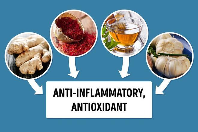 15 thực phẩm thuốc giúp khớp chắc khỏe: Đừng coi nhẹ việc tăng cường sức mạnh của khớp - Ảnh 3.