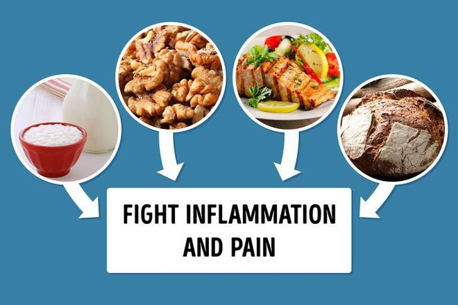 15 thực phẩm thuốc giúp khớp chắc khỏe: Đừng coi nhẹ việc tăng cường sức mạnh của khớp - Ảnh 4.