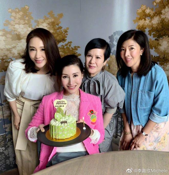 49 tuổi, Hoa hậu đẹp nhất Hong Kong Lý Gia Hân vẫn khiến mọi người ngưỡng mộ vì nhan sắc cực phẩm - ảnh 5