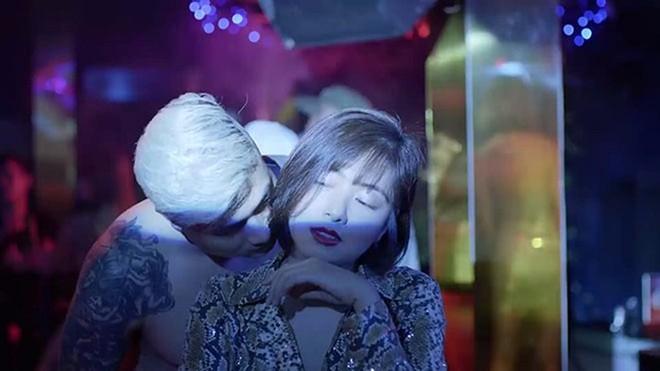 Cảnh cưỡng hôn, sàm sỡ Hoàng Thùy Linh, Duy Hưng: Không nóng như mọi người nghĩ - Ảnh 3.