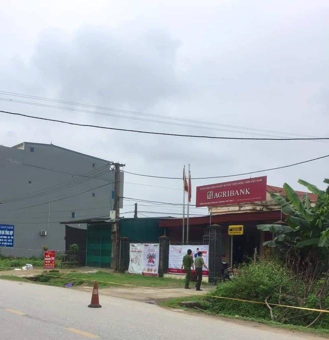 Nguyên nhân gã thanh niên cướp hơn 500 triệu đồng ngân hàng ở Phú Thọ - ảnh 2