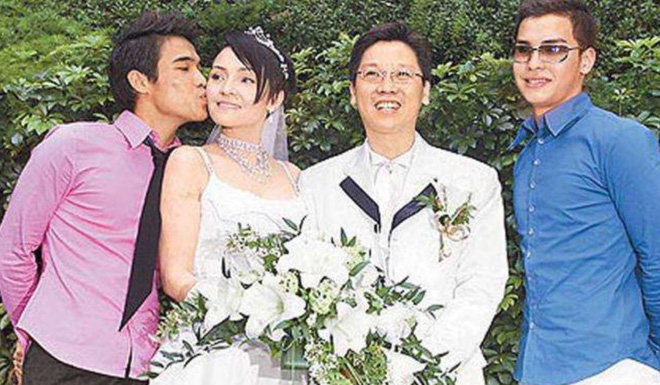 Mẹ ruột Trương Bá Chi: 4 đời chồng đều là đại gia nhưng U60 phải đóng phim nóng kiếm tiền - Ảnh 3.