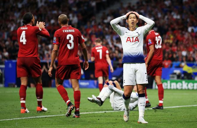 Son Heung-min cùng đồng đội bật khóc nức nở, thất thểu lê bước sau thất bại tại trận đấu quan trọng nhất sự nghiệp - Ảnh 1.