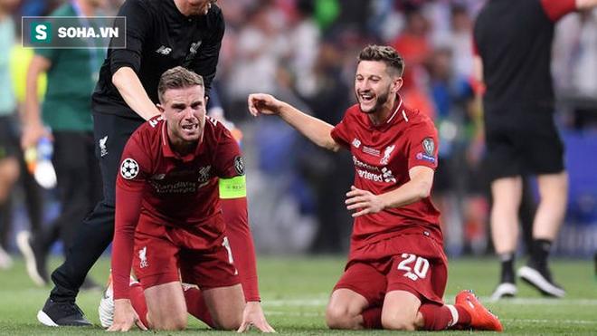 Liverpool vô địch Champions League: Chiến tích của sự kiên trì và lòng quả cảm - Ảnh 1.
