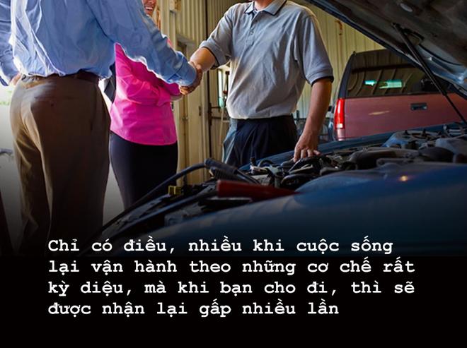 Đi phỏng vấn gặp người hỏng xe, người đàn ông có quyết định lạ đời và nhận kết cục như ý - ảnh 3