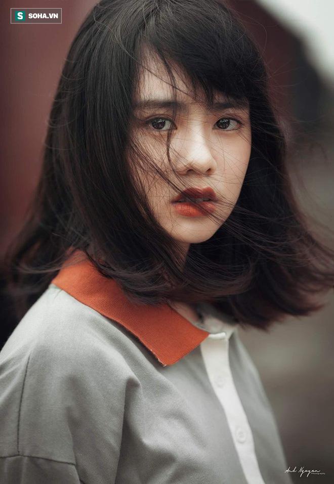Cô gái được săn lùng vì ánh mắt gây ám ảnh trong một bức hình: Cuộc sống của em trái ngược với vẻ bề ngoài - ảnh 1