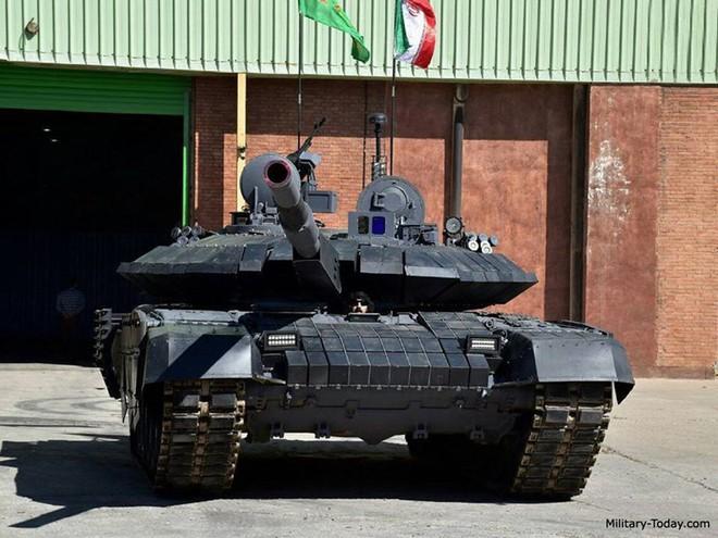 Karrar - Xe tăng chủ lực có sức mạnh không thể xem thường của Iran - ảnh 2