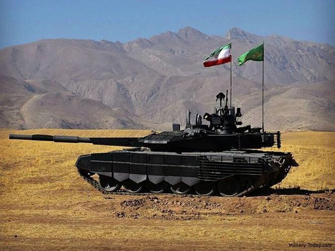 Karrar - Xe tăng chủ lực có sức mạnh không thể xem thường của Iran - ảnh 3