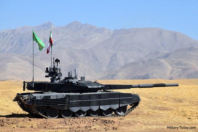 Karrar - Xe tăng chủ lực có sức mạnh không thể xem thường của Iran - ảnh 4