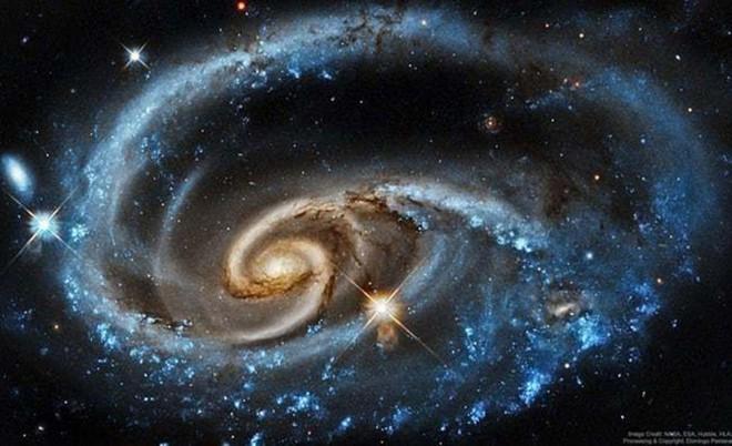 Kinh ngạc cảnh tượng ngoạn mục các thiên hà nuốt chửng nhau - Ảnh 8.