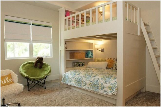 Học lỏm ngay 8 mẹo vặt để ứng dụng thêm các tiện ích vào phòng ngủ cho con - Ảnh 2.
