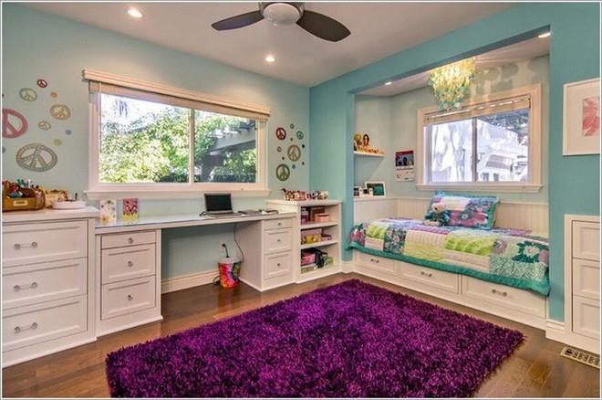 Học lỏm ngay 8 mẹo vặt để ứng dụng thêm các tiện ích vào phòng ngủ cho con - Ảnh 3.