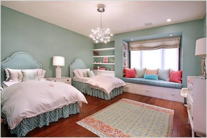 Học lỏm ngay 8 mẹo vặt để ứng dụng thêm các tiện ích vào phòng ngủ cho con - Ảnh 4.
