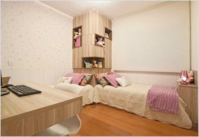 Học lỏm ngay 8 mẹo vặt để ứng dụng thêm các tiện ích vào phòng ngủ cho con - Ảnh 8.