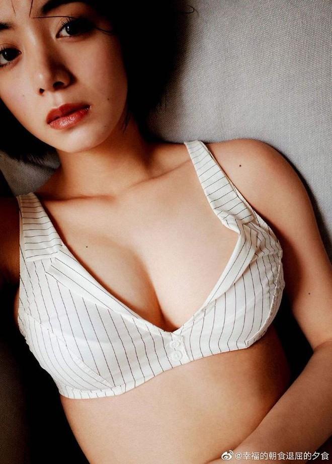 Vẻ đẹp lai Á-Âu nóng bỏng của nữ hoàng cảnh nóng Nhật Bản - Ảnh 6.
