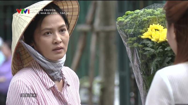 Về nhà đi con: Thư hết thời hỗn láo, khóc lóc tới gặp cô bán hoa - Ảnh 7.