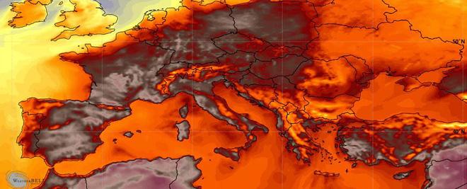 Mùa hè 2019: Nắng nóng hoành hành khắp nơi, khoa học miêu tả như địa ngục đang tới - ảnh 1