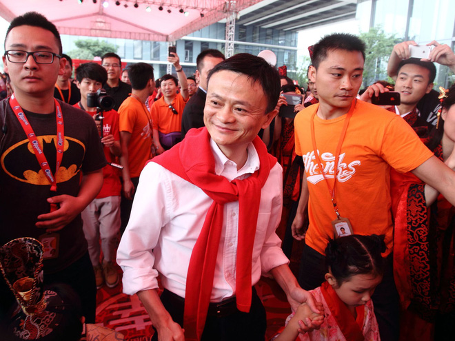 Ali Day: Lễ kết hôn tập thể do CEO Alibaba Jack Ma làm chủ hôn - Ảnh 4.