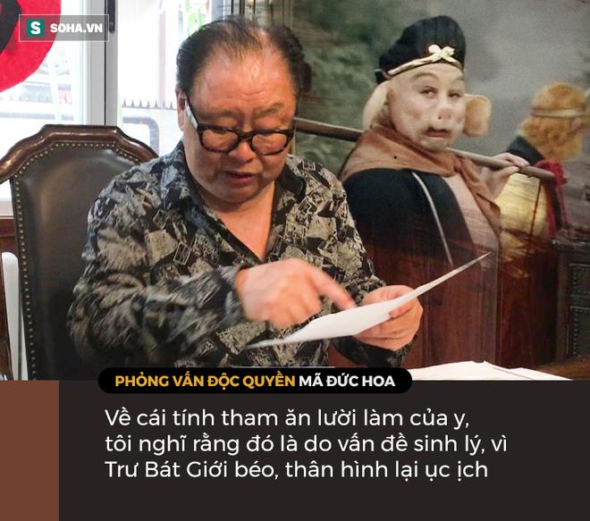 Mã Đức Hoa lý giải phẩm chất hiếm có của Trư Bát Giới, hé mở sự thật triệu khán giả Việt vẫn hiểu sai - Ảnh 10.