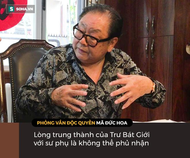 Mã Đức Hoa lý giải phẩm chất hiếm có của Trư Bát Giới, hé mở sự thật triệu khán giả Việt vẫn hiểu sai - Ảnh 8.