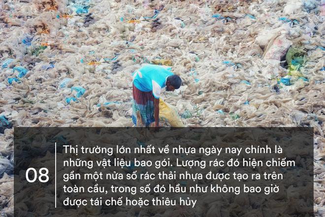 10 sự thật gây sốc về nhựa: Sẽ đến ngày quay lại hại con người! - ảnh 8
