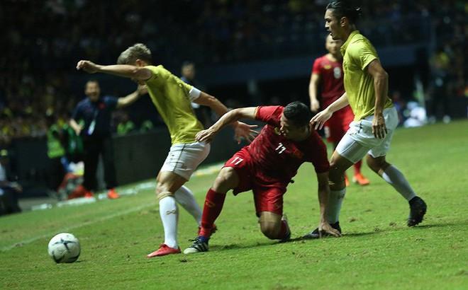 Việt Nam 1-0 Thái Lan: Anh Đức ghi bàn đúng phút bù giờ cuối cùng!