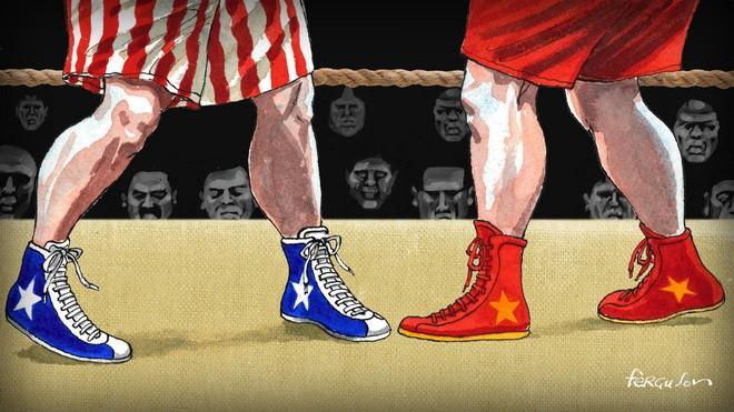 Tiên tri: Trung Quốc sẽ hất cẳng Mỹ, thống nhất Đài Loan trong năm 2019? - ảnh 5