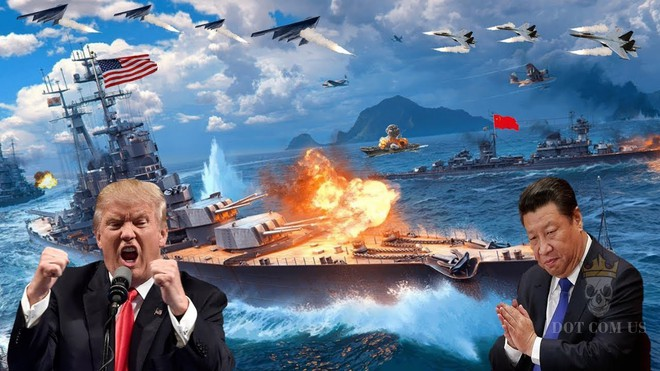 Cả thế giới bị đánh lừa: Mỹ đang hăm hở chuẩn bị chiến tranh nhưng... không phải với Iran? - ảnh 3