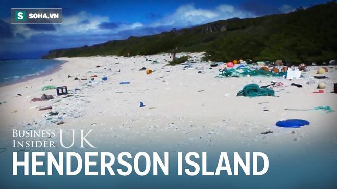 Hòn đảo 'khốn khổ': Không bóng người nhưng lại chứa 'thứ độc hại' dày đặc nhất thế giới! - ảnh 1