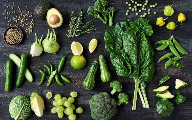"""Kiên trì ăn """"5 màu thực phẩm"""" mỗi ngày: 70 tuổi cứ như 50 tuổi - H3"""