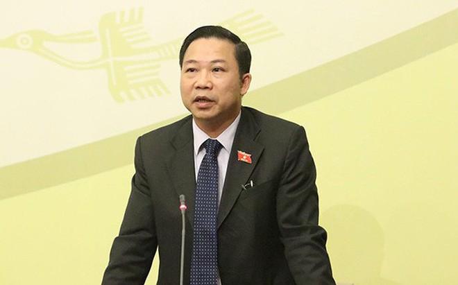 Đại biểu Lưu Bình Nhưỡng nói về việc ông Đoàn Ngọc Hải xin từ chức