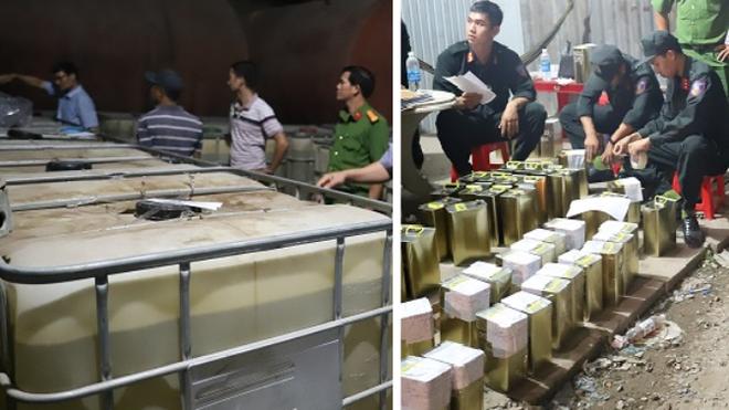 Bộ Công an thông tin chính thức vụ sản xuất, mua bán xăng giả của đại gia Trịnh Sướng - Ảnh 1.
