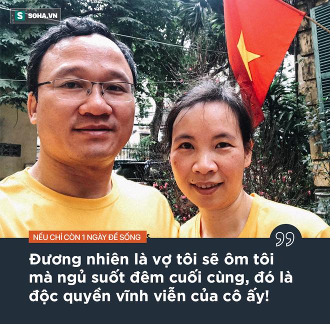 """Ông Khuất Việt Hùng: """"Nếu chỉ còn 1 ngày để sống, tôi sẽ dặn con hãy thay bố YÊU MẸ và sống TRUNG THỰC"""" - Ảnh 3."""