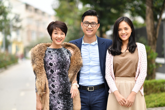 Chân dung tình địch của Thu Quỳnh phim Về nhà đi con: Là Hoa hậu, giàu có, quyền lực - Ảnh 1.