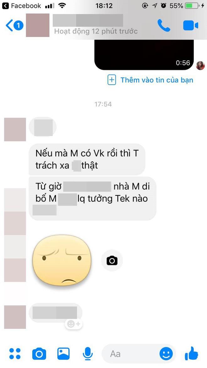 Xôn xao clip thanh niên tát tới tấp rồi mắng chửi bạn gái thậm tệ: Không ai nhường ai, cả 2 lên FB 'tố' nhau ầm ĩ - ảnh 5