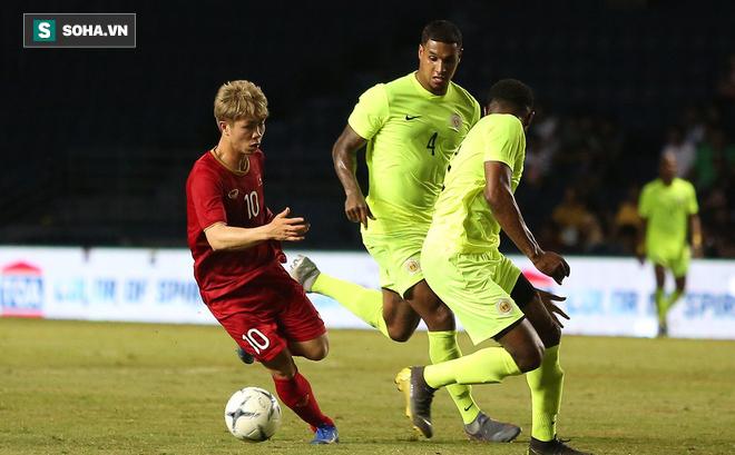 """""""Curacao toàn cầu thủ đẳng cấp châu Âu, Việt Nam chơi hay thế có gì mà phải trách"""""""
