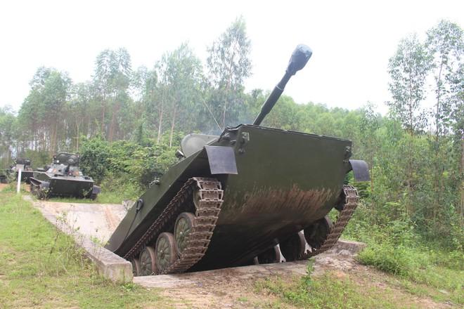 Lữ đoàn xe tăng 206: Nắm đấm thép của Quân khu 4 trên miền Tây xứ Nghệ - Ảnh 4.