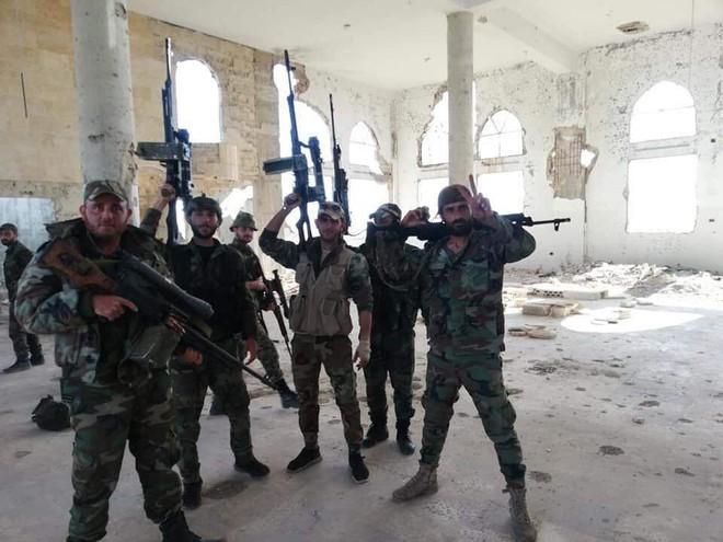 CẬP NHẬT: Thật khủng khiếp, phiến quân chết như ngả rạ - Mỹ, Đức có hành động lạ ở Syria - Ảnh 2.
