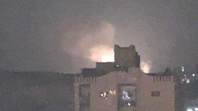 CẬP NHẬT: Tên lửa Nga bắn trượt máy bay Israel nổ tan tành, S-300 Syria trơ mắt nhìn đất nước bị tấn công - Ảnh 9.