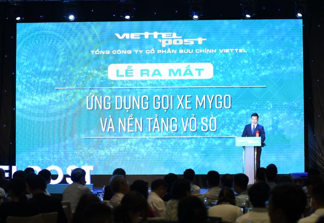 Ứng dụng gọi xe MyGo Viettel chính thức chào sân, tung loạt ưu đãi hấp dẫn - Ảnh 1.