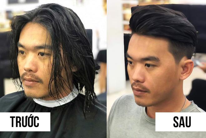 Nam giới giờ đây đã đầu tư cho mái tóc nhiều hơn, trung bình 20-30 ngày/lần