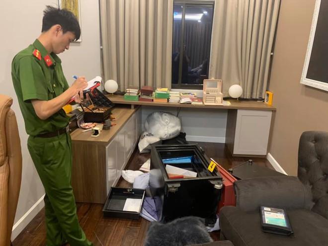 Ca sĩ Nhật Kim Anh công khai hình ảnh camera vụ trộm đột nhập lấy 5 tỉ đồng trong biệt thự - Ảnh 2.