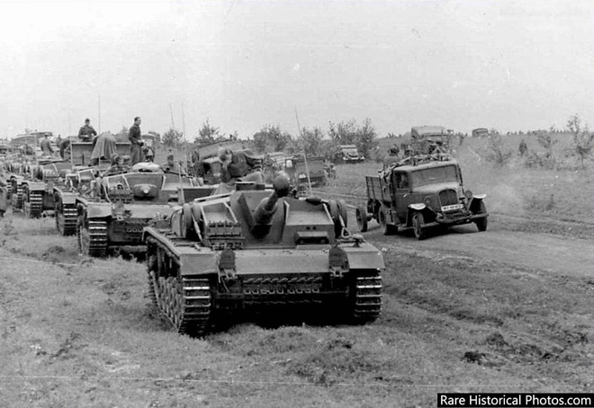 Ảnh hiếm về phát xít Đức trong trận Stalingrad - ảnh 1