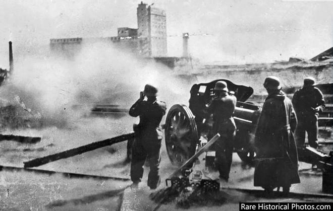 Ảnh hiếm về phát xít Đức trong trận Stalingrad - ảnh 10