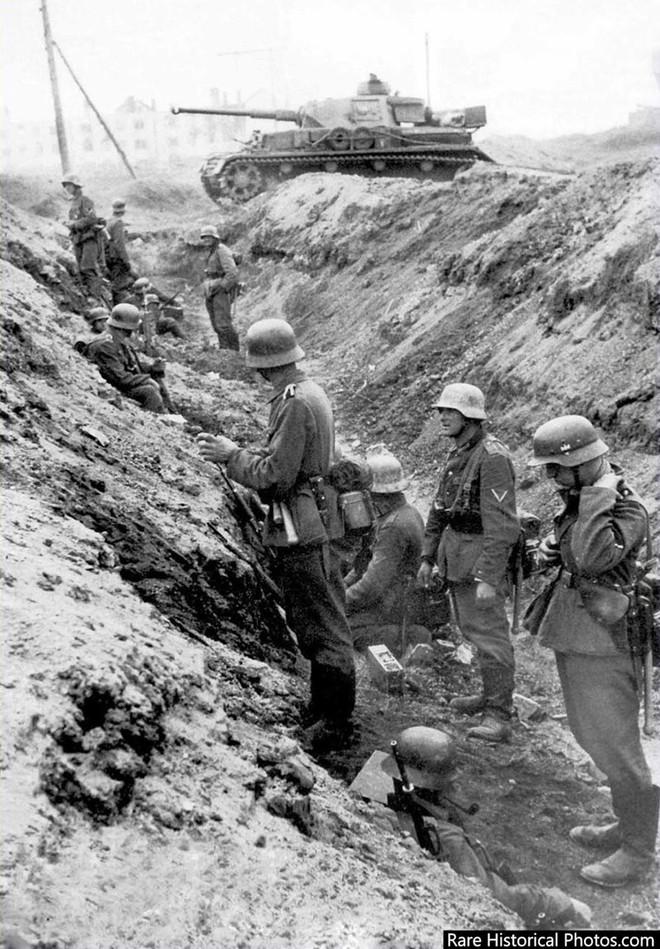 Ảnh hiếm về phát xít Đức trong trận Stalingrad - ảnh 11