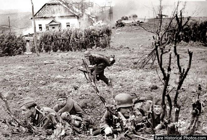 Ảnh hiếm về phát xít Đức trong trận Stalingrad - ảnh 12