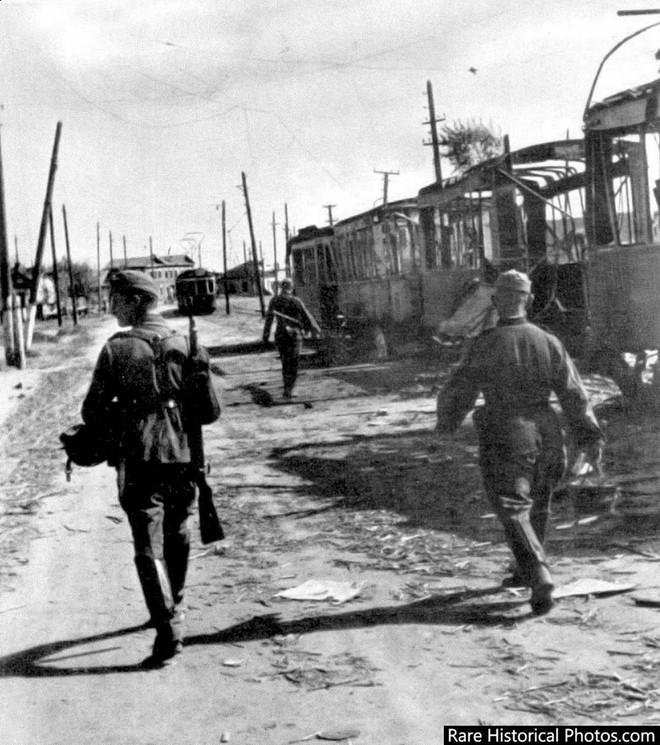 Ảnh hiếm về phát xít Đức trong trận Stalingrad - ảnh 13