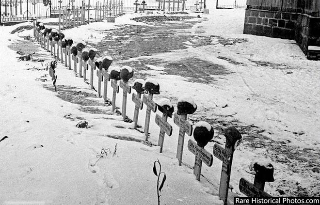 Ảnh hiếm về phát xít Đức trong trận Stalingrad - ảnh 14